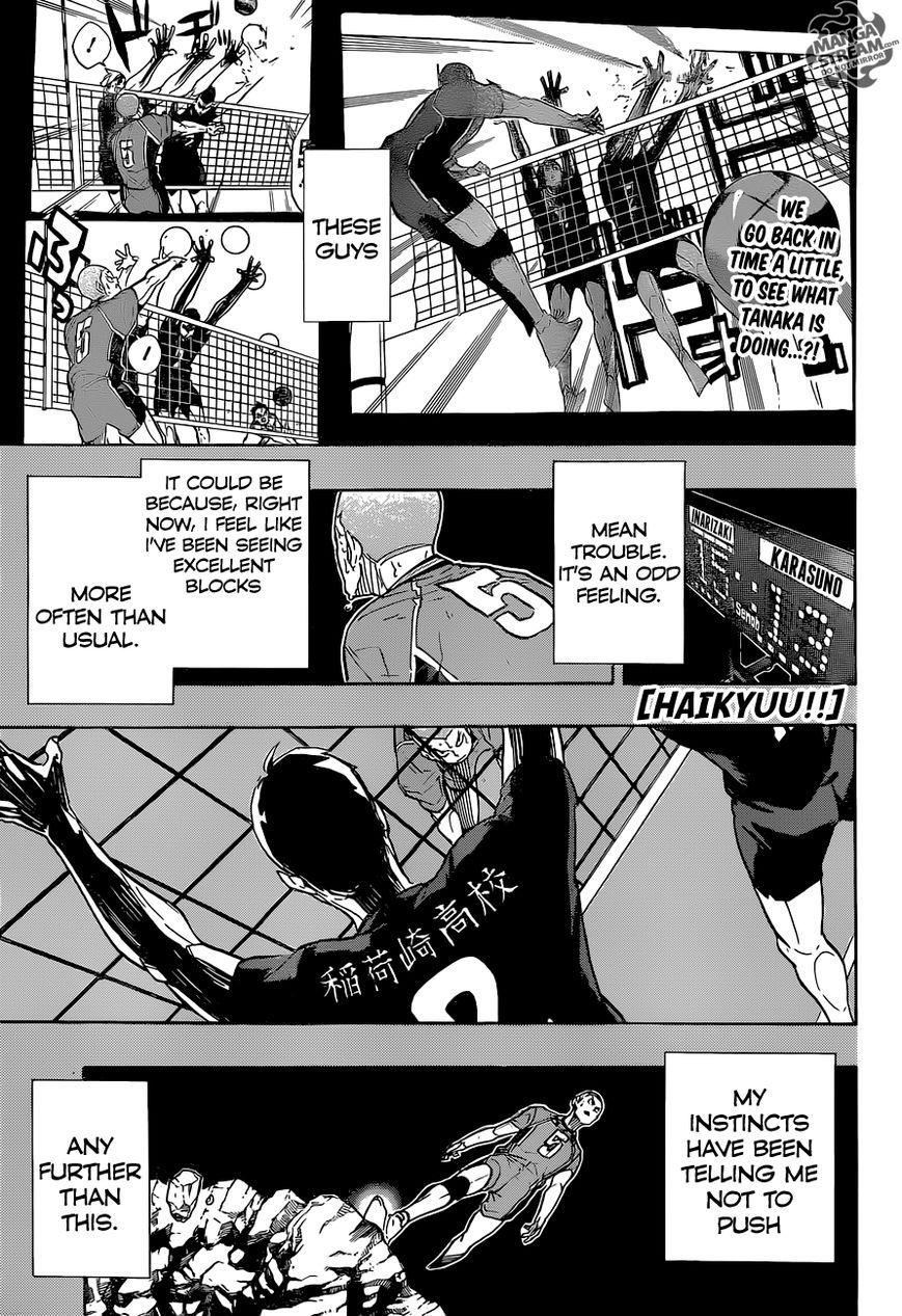 Haikyu!! 284 Page 1