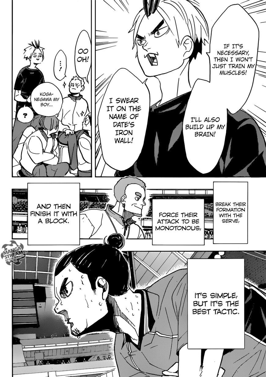 Haikyu!! 349 Page 3