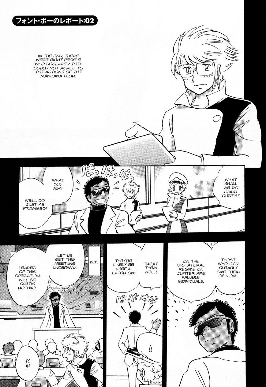 Kidou Senshi Crossbone Gundam Ghost 7 Page 1