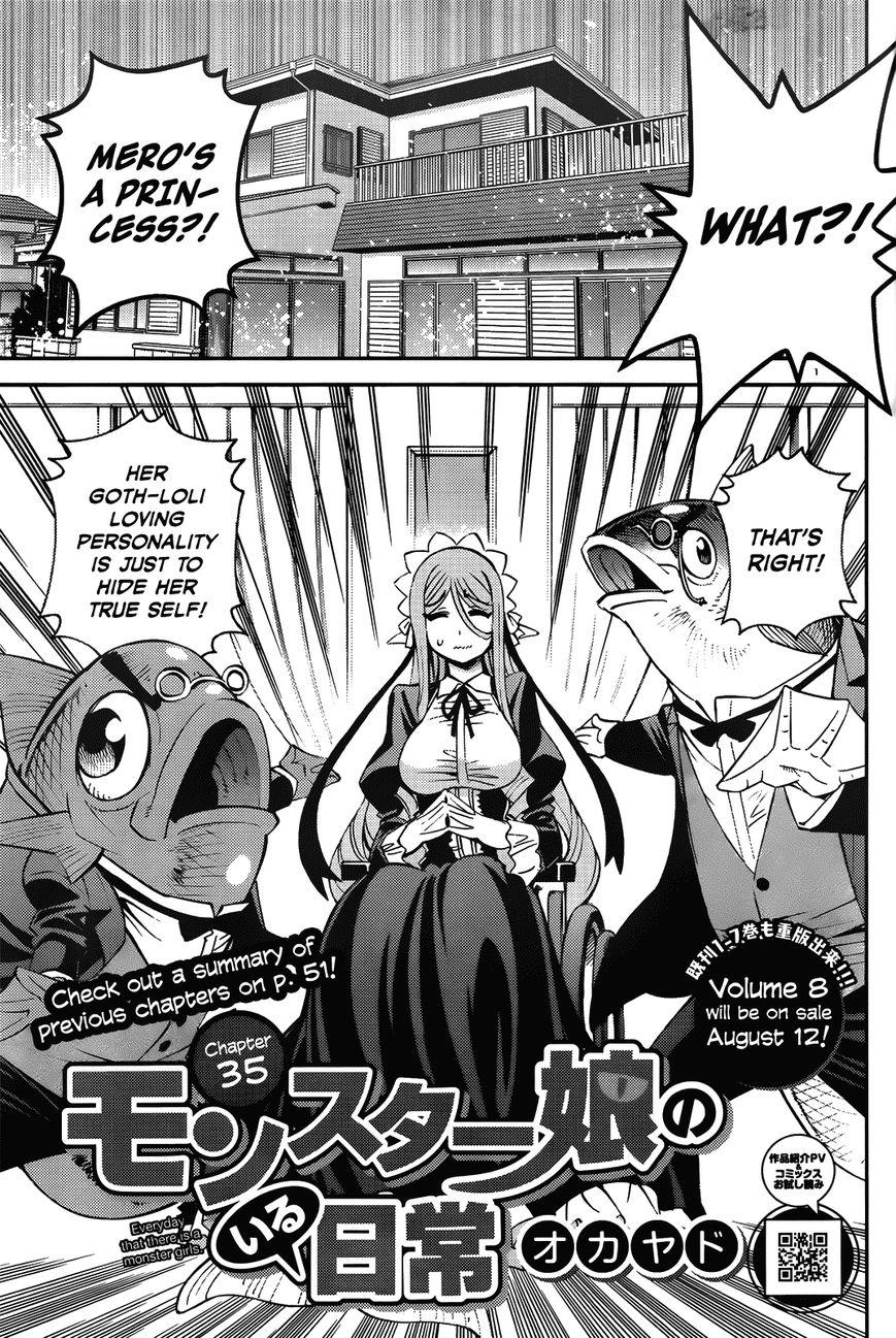 Monster Musume no Iru Nichijou 35 Page 1
