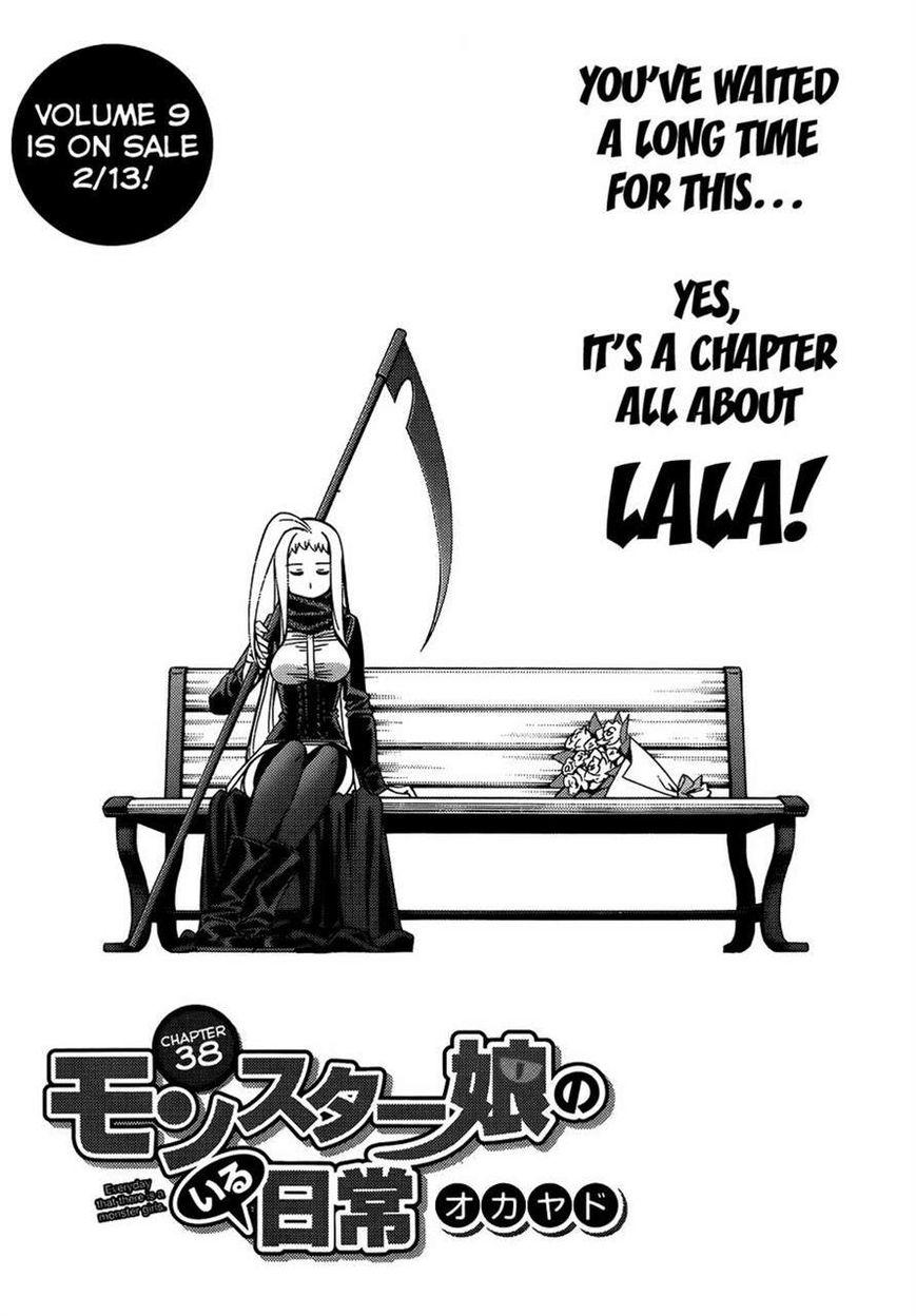 Monster Musume no Iru Nichijou 38 Page 1