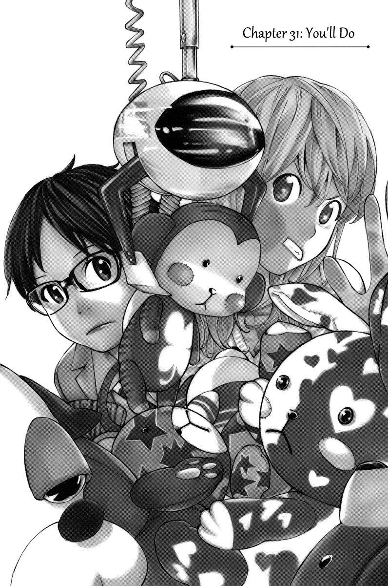 Shigatsu wa Kimi no Uso 31 Page 2