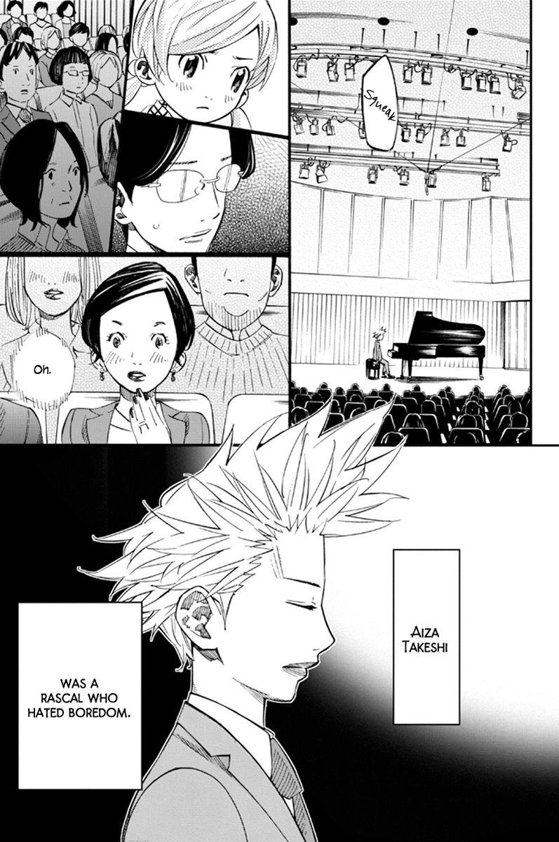 Shigatsu wa Kimi no Uso 38 Page 2