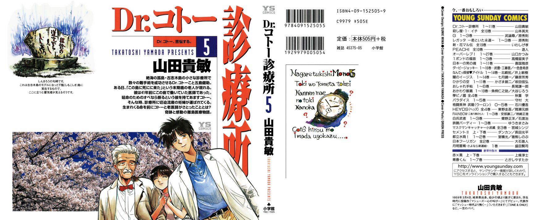 Dr. Koto Shinryoujo 45 Page 1
