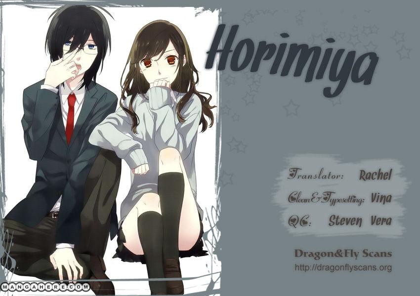 Horimiya 7 Page 1
