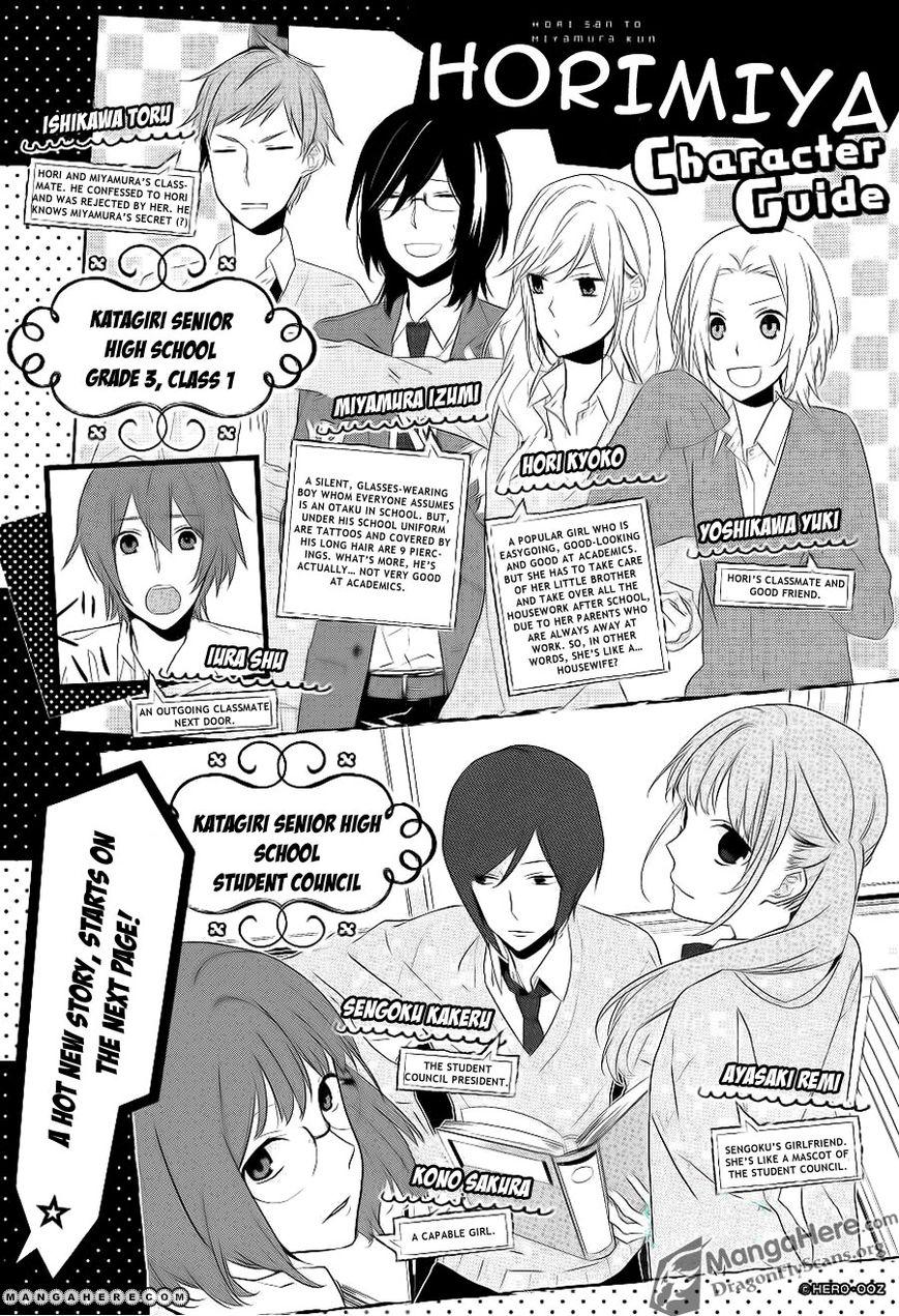 Horimiya 13 Page 2