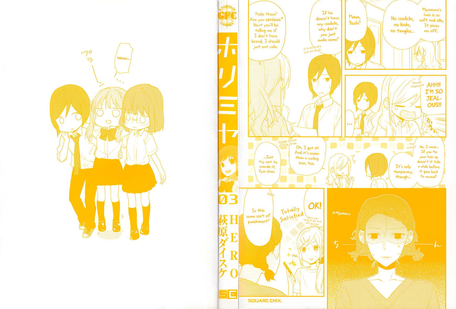 Horimiya 20.5 Page 2