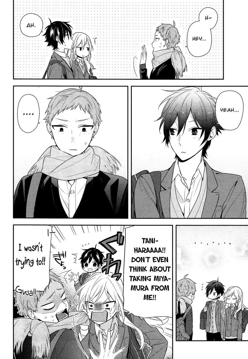 Horimiya 60 Page 2