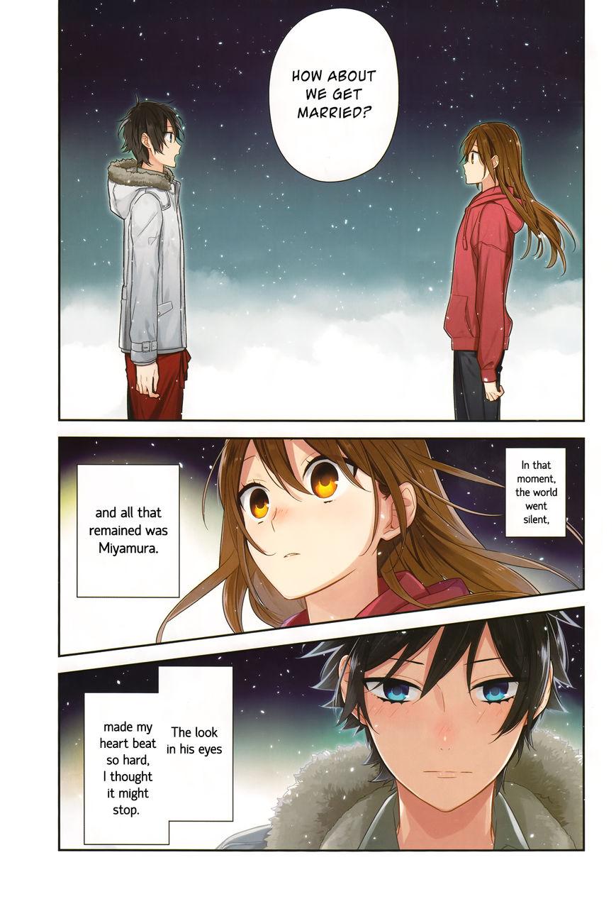 Horimiya 64 Page 1