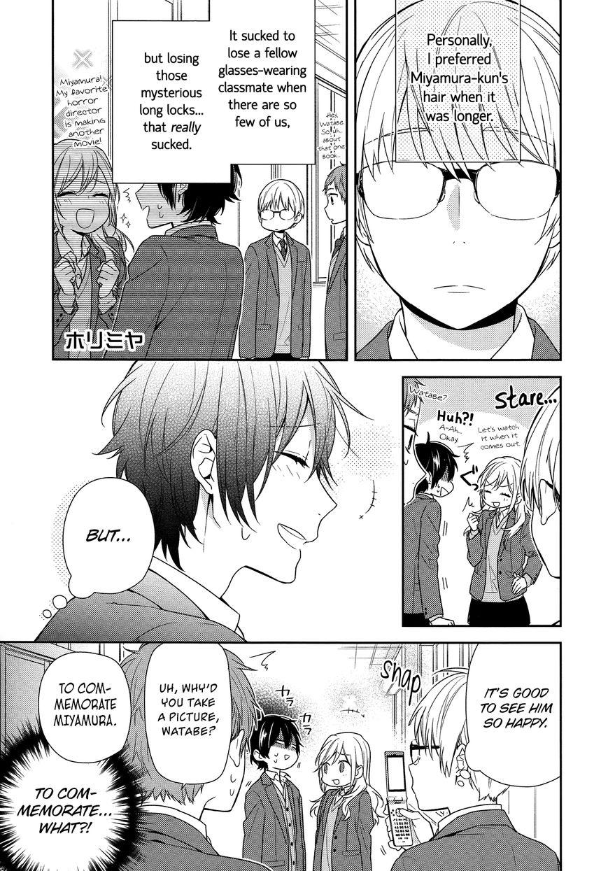 Horimiya 74 Page 1