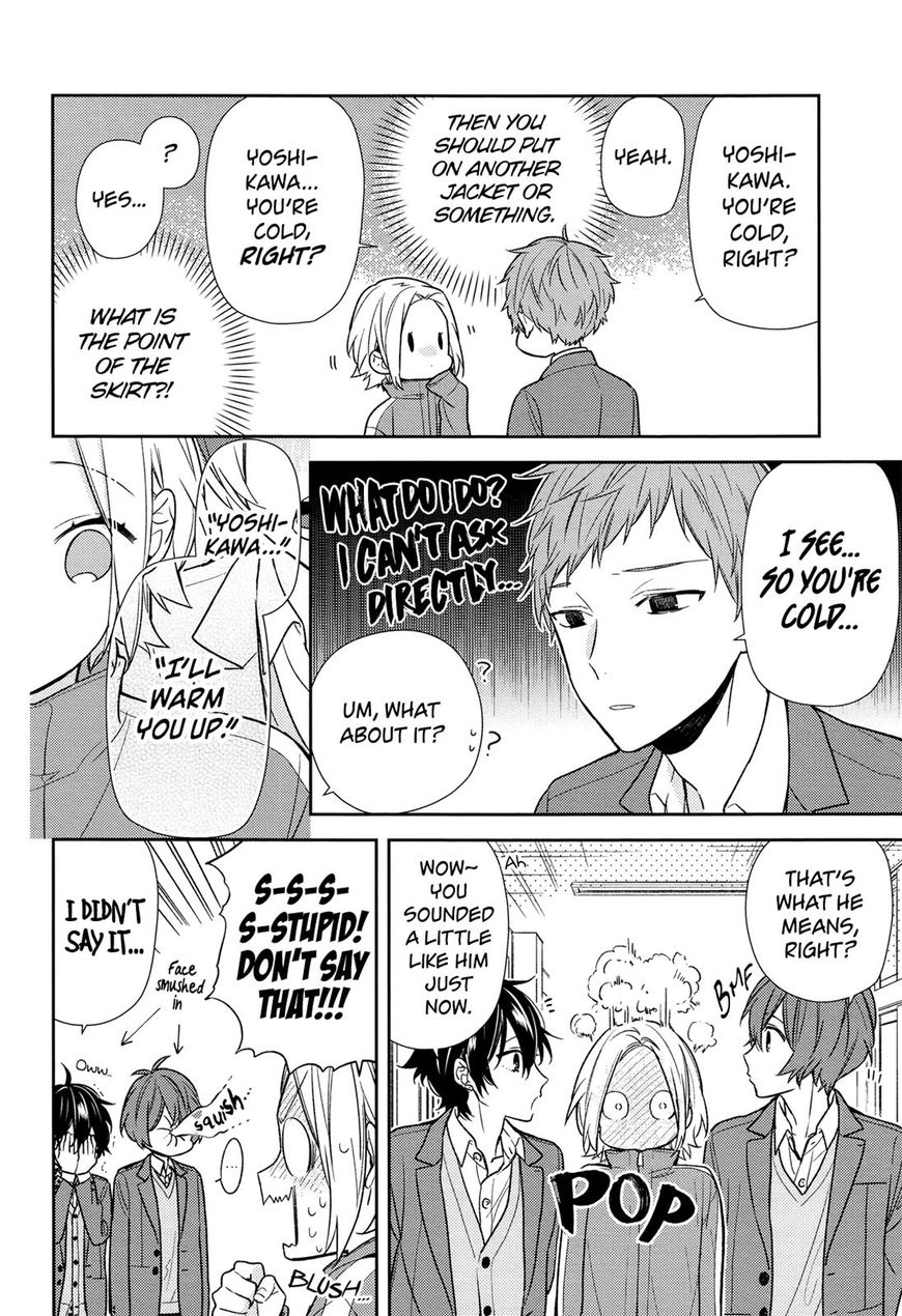 Horimiya 88 Page 2