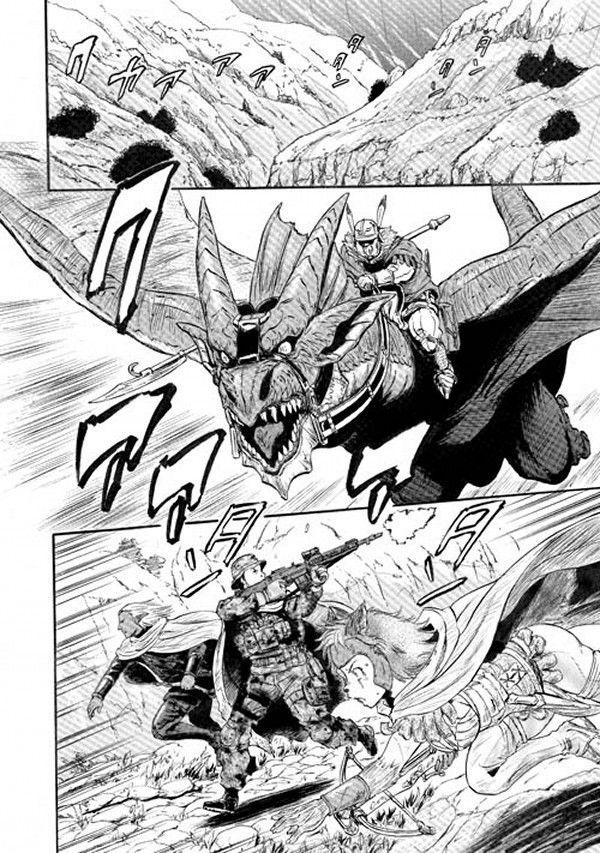 Gate - Jietai Kare no Chi nite, Kaku Tatakeri 53 Page 2