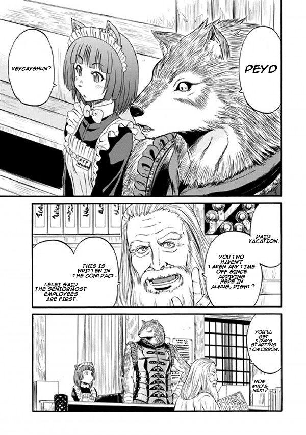 Gate - Jietai Kare no Chi nite, Kaku Tatakeri 57.5 Page 1