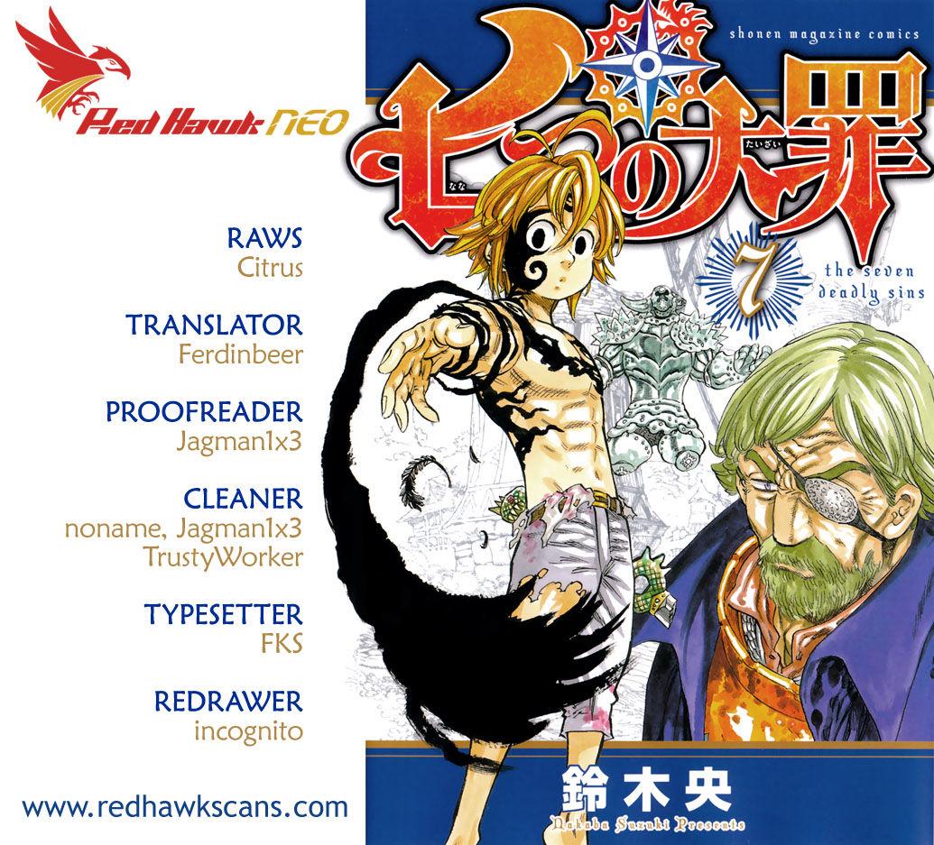 Nanatsu no Taizai 92 Page 1