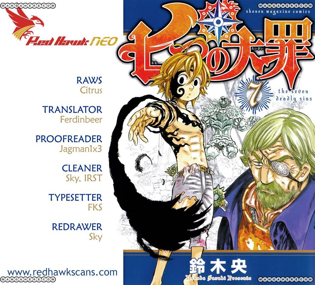 Nanatsu no Taizai 94 Page 1