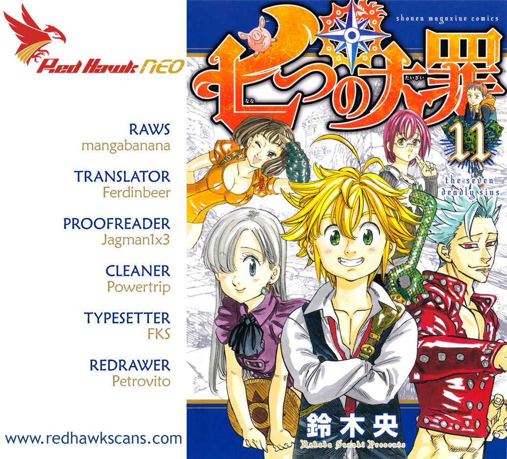 Nanatsu no Taizai 129 Page 1