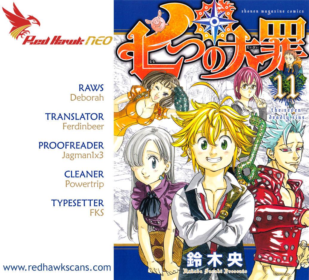 Nanatsu no Taizai 137 Page 1