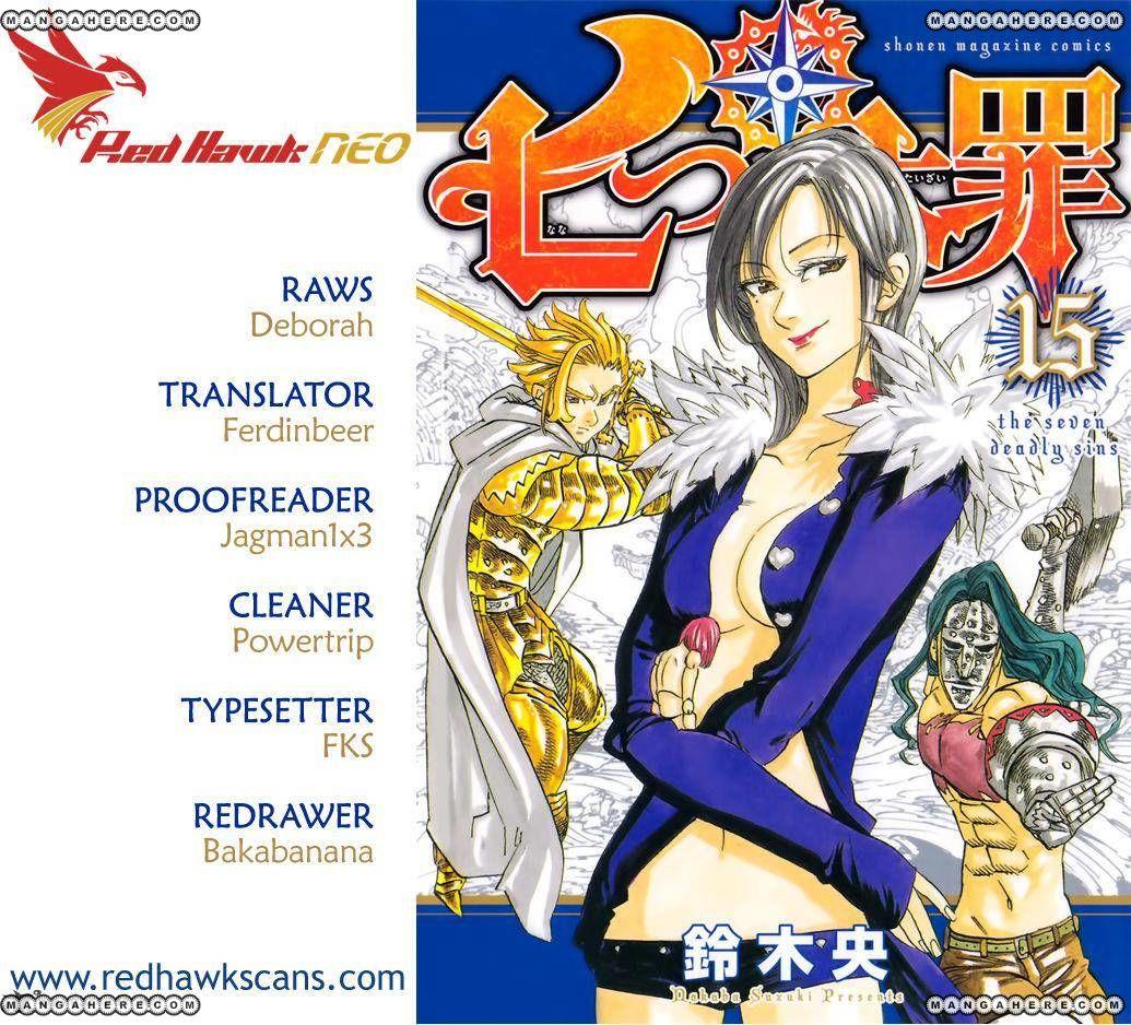 Nanatsu no Taizai 138 Page 1