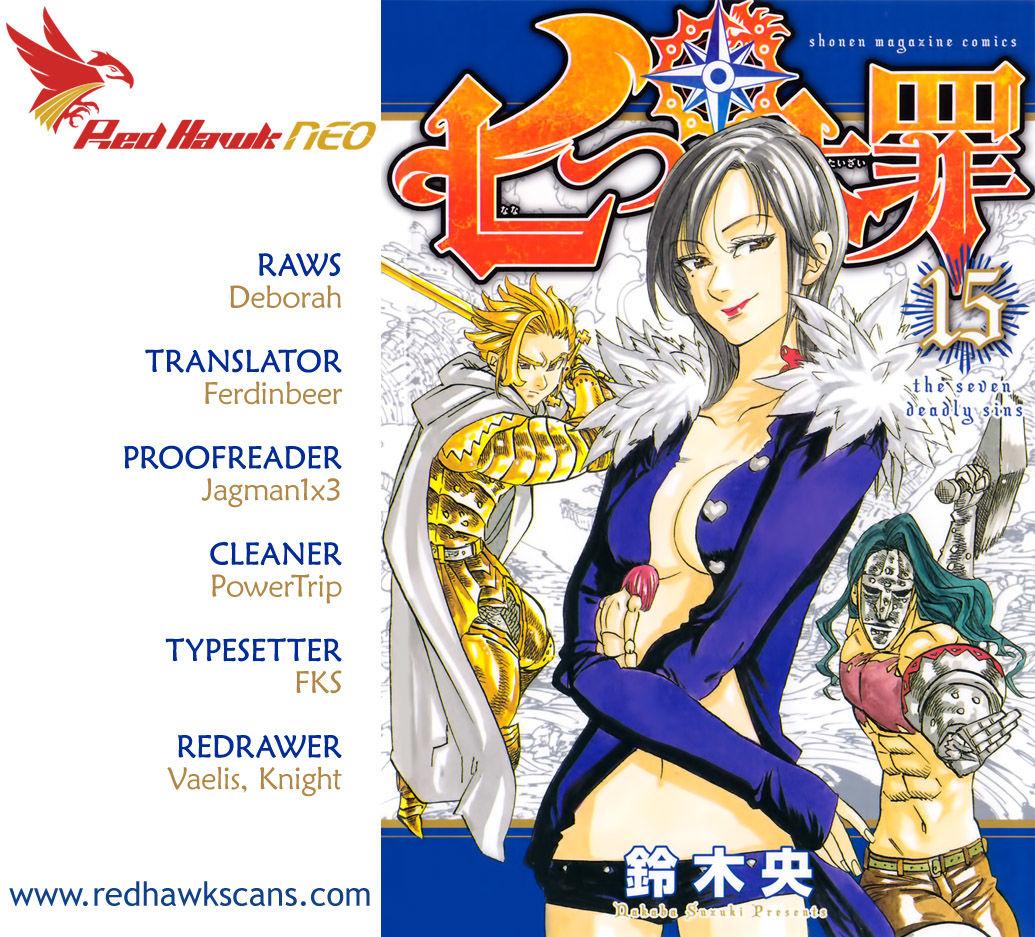 Nanatsu no Taizai 145 Page 1