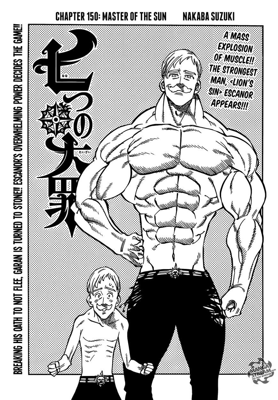 Nanatsu no Taizai 150 Page 1