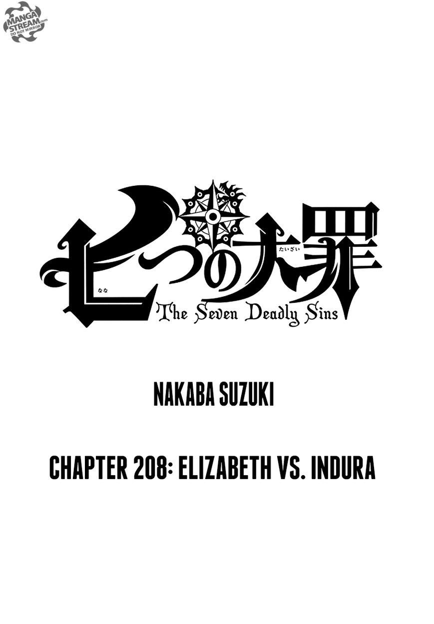Nanatsu no Taizai 208 Page 1