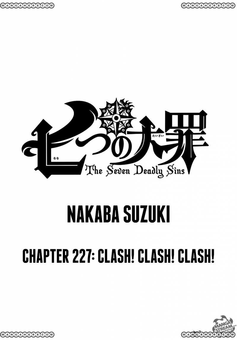 Nanatsu no Taizai 227 Page 1