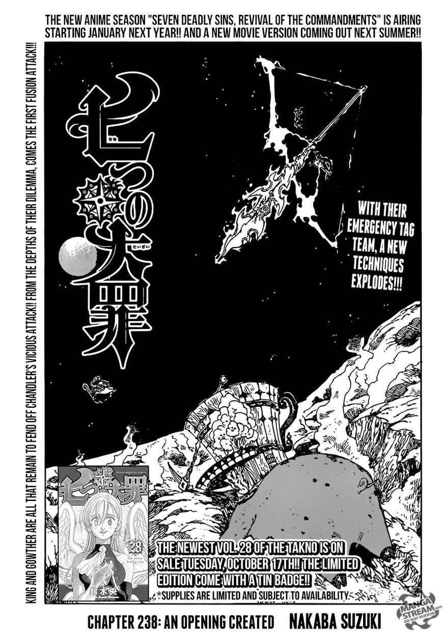 Nanatsu no Taizai 238 Page 1