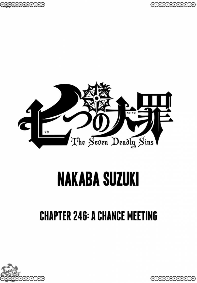 Nanatsu no Taizai 246 Page 1