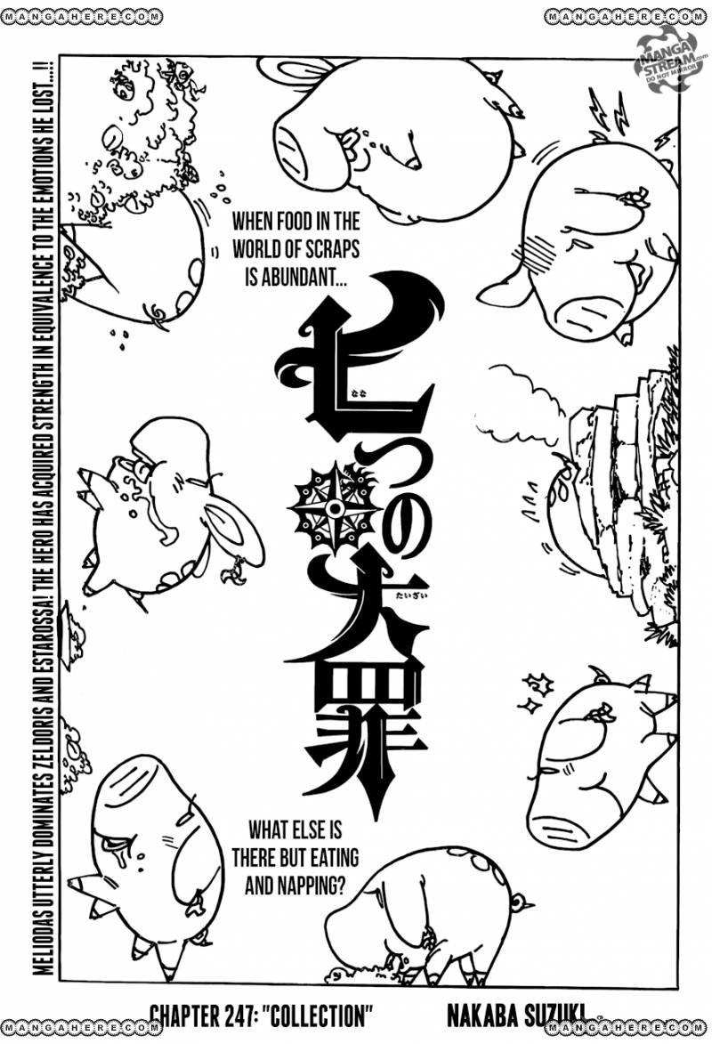 Nanatsu no Taizai 247 Page 1