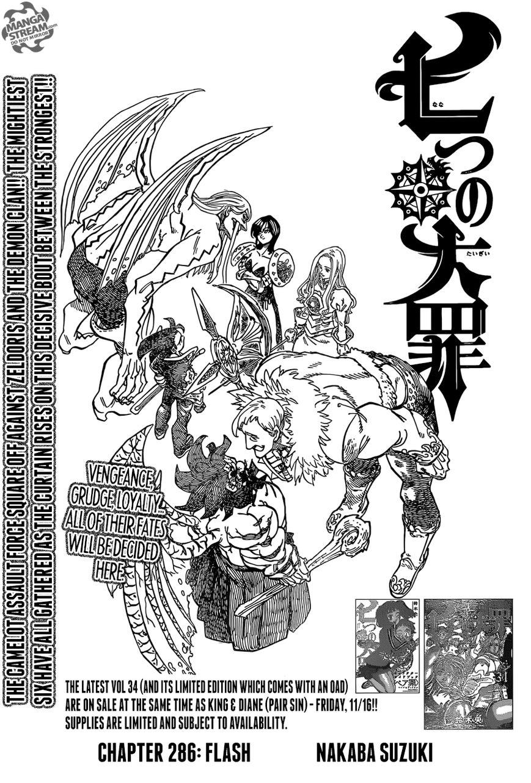 Nanatsu no Taizai 286 Page 1
