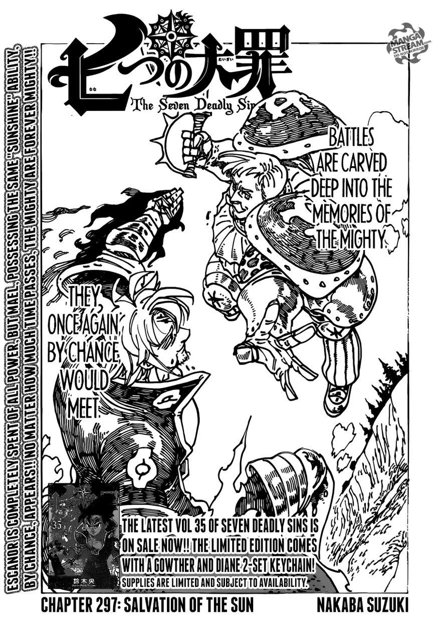 Nanatsu no Taizai 297 Page 1