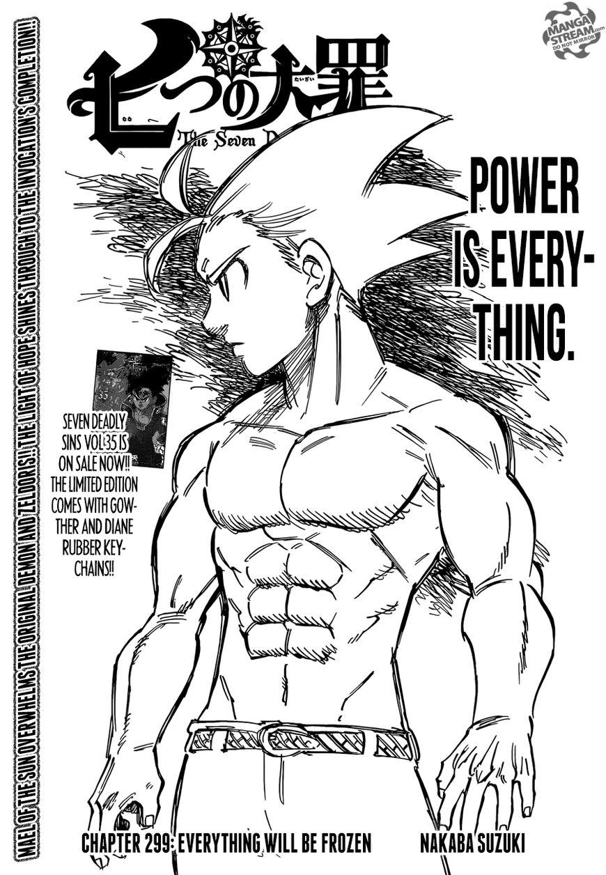 Nanatsu no Taizai 299 Page 1