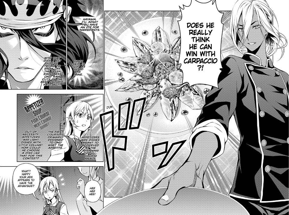 Shokugeki no Soma 100 Page 2