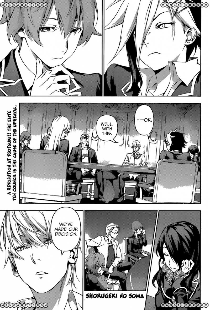 Shokugeki no Soma 135 Page 2
