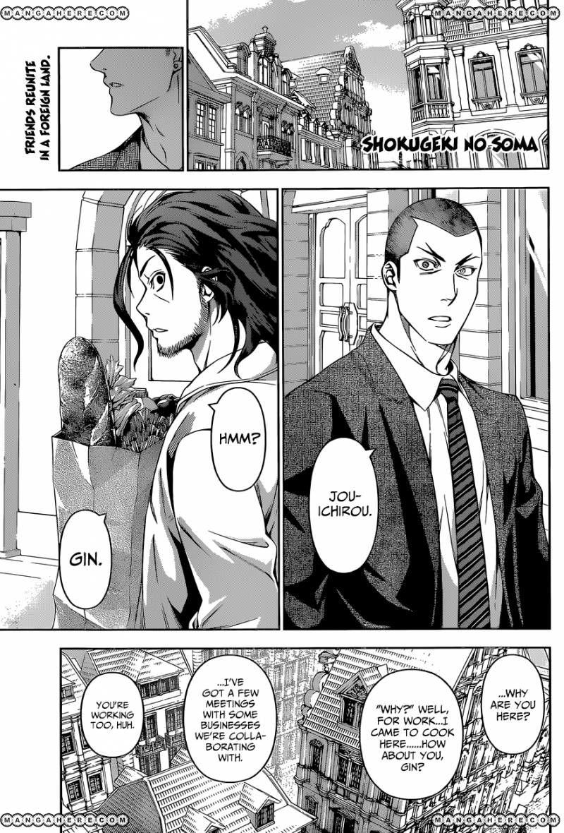 Shokugeki no Soma 136 Page 2