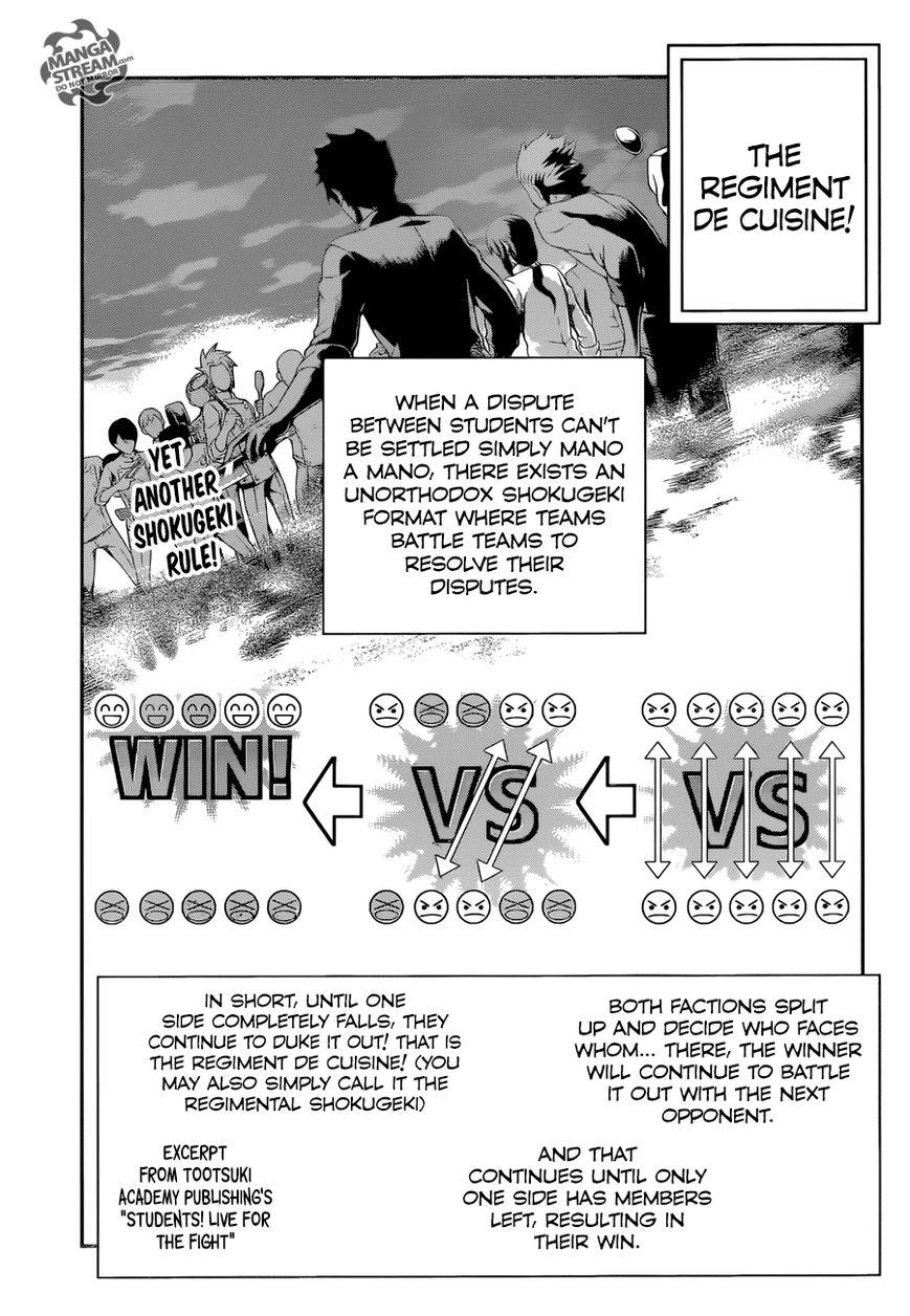 Shokugeki no Soma 194 Page 1