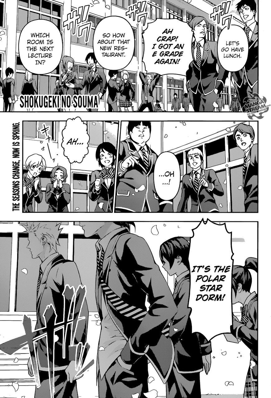 Shokugeki no Soma 197 Page 1