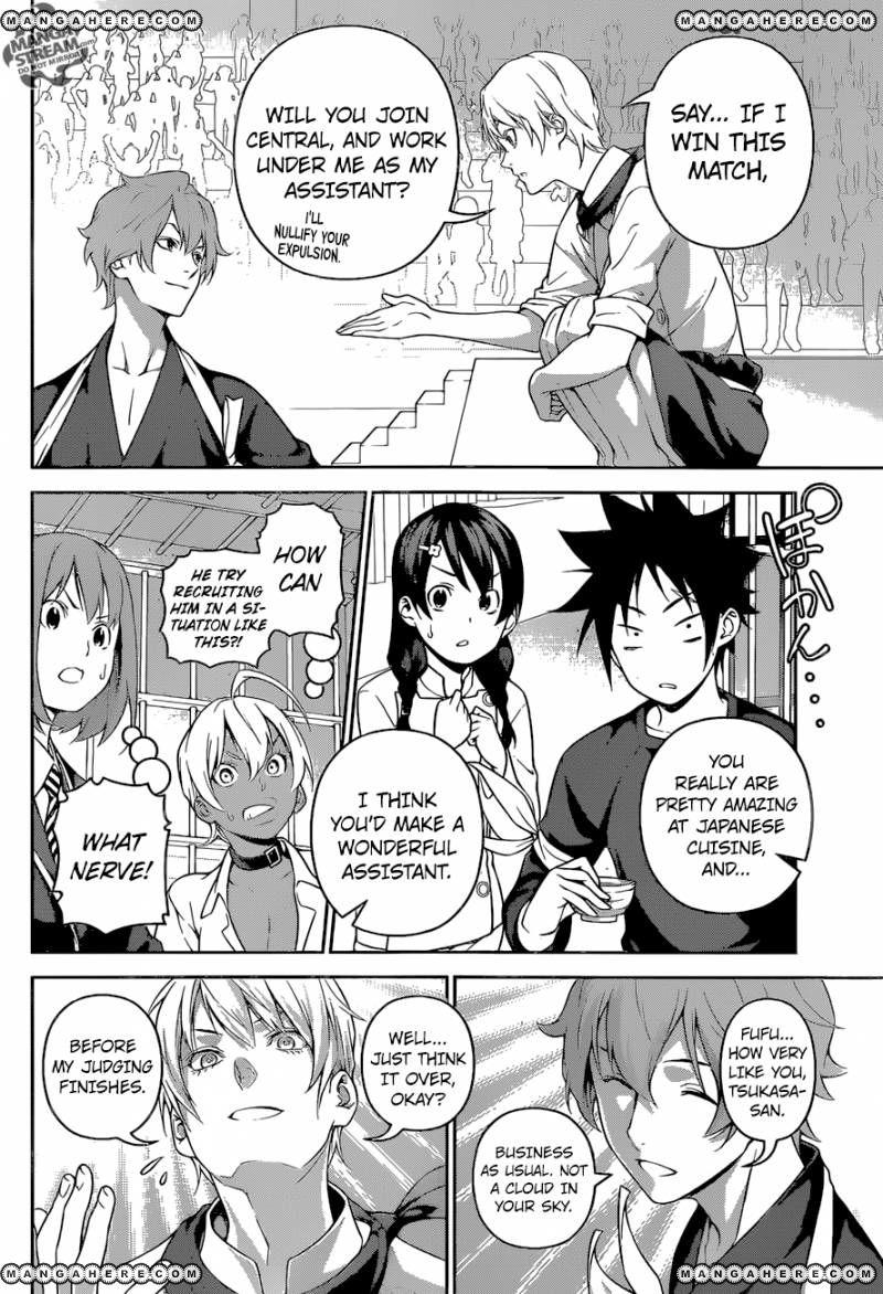 Shokugeki no Soma 250 Page 3
