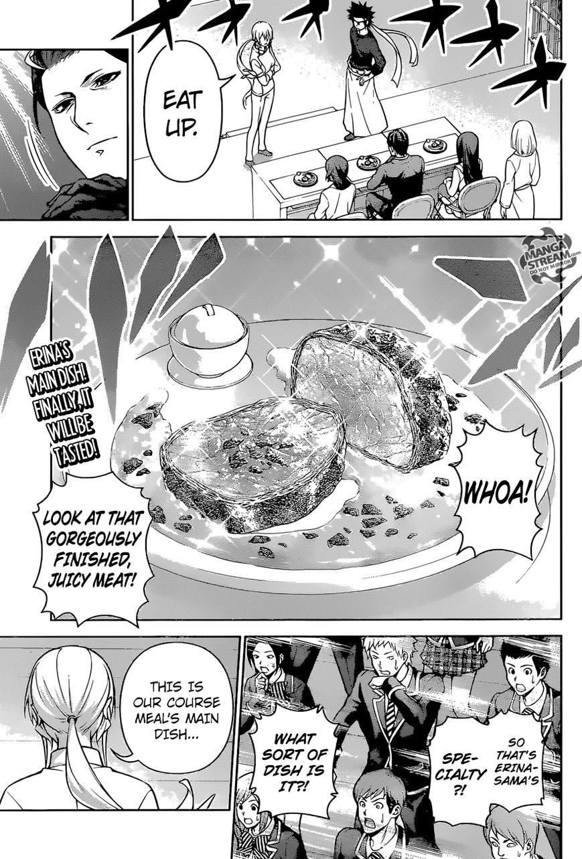 Shokugeki no Soma 260 Page 1
