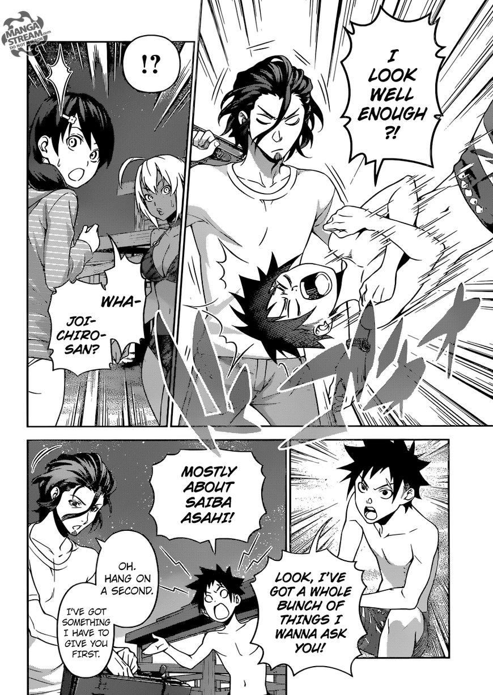 Shokugeki no Soma 282 Page 2