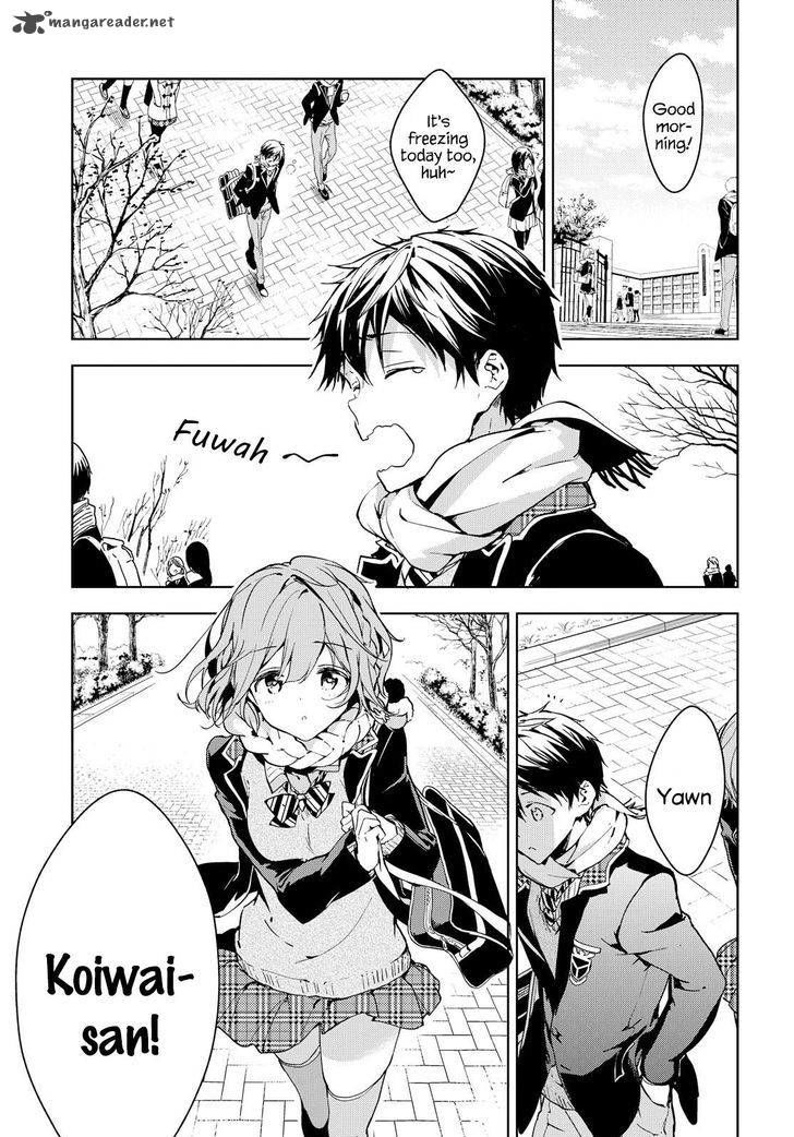 Masamune-kun no Revenge 45 Page 2