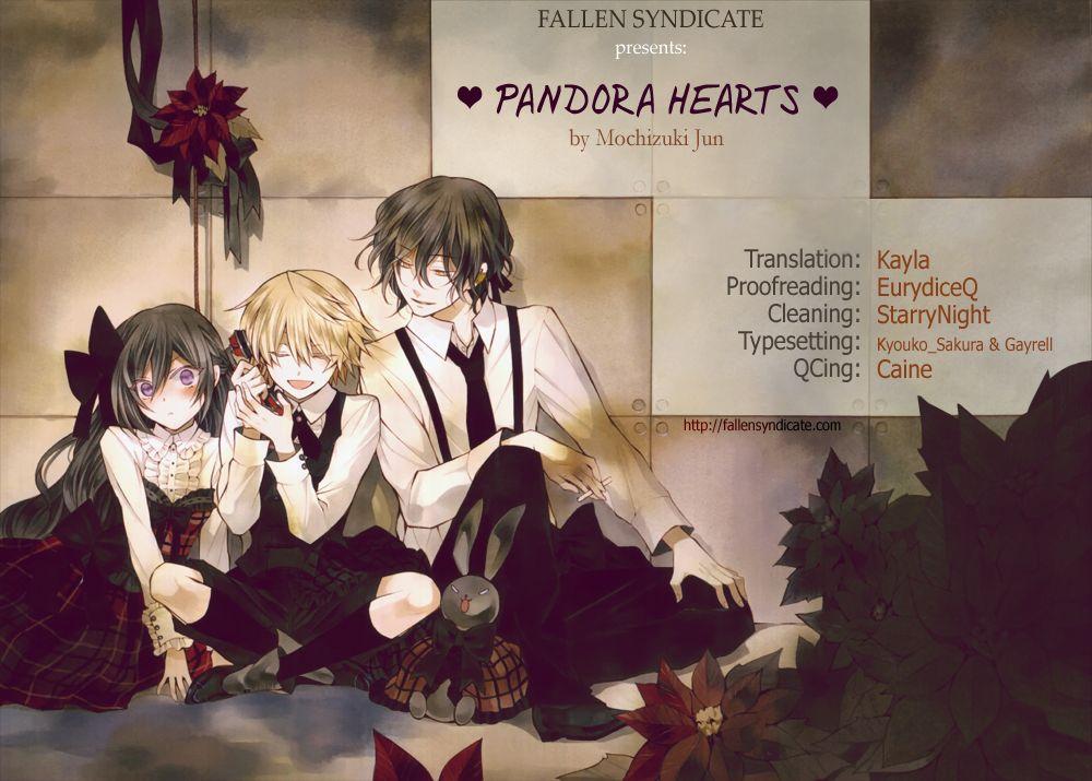 Pandora Hearts 104 Page 1