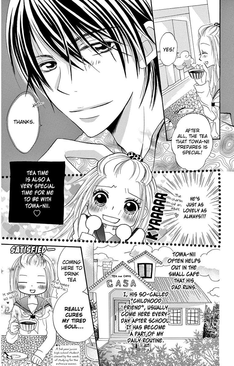 Kaichou, Suki tte Itte mo Ii desu ka? 5 Page 3