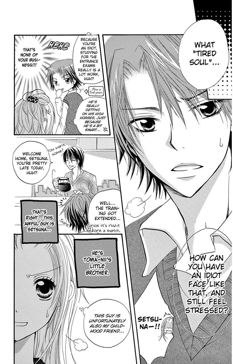 Kaichou, Suki tte Itte mo Ii desu ka? 5 Page 4