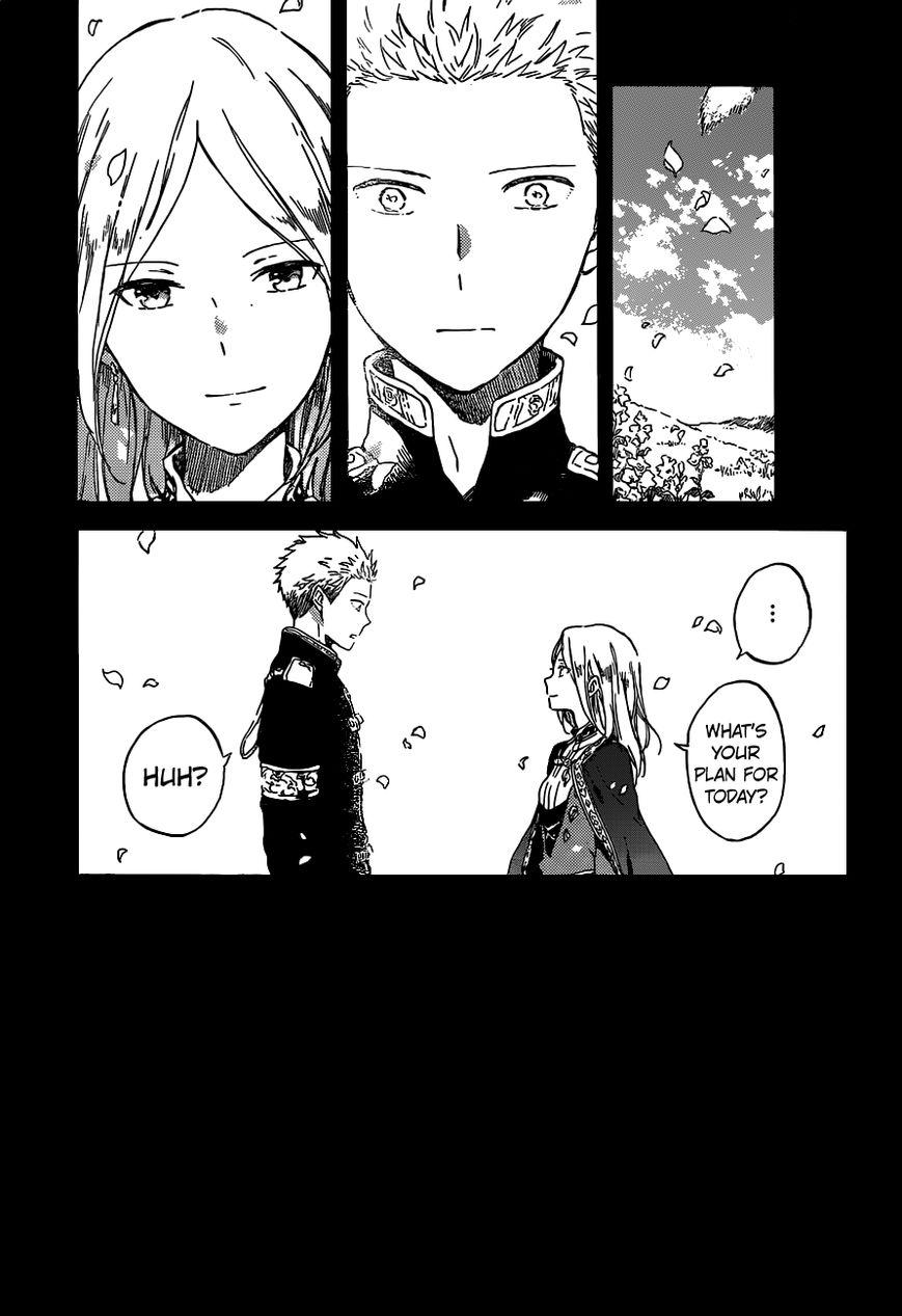 Akagami no Shirayukihime 93 Page 3
