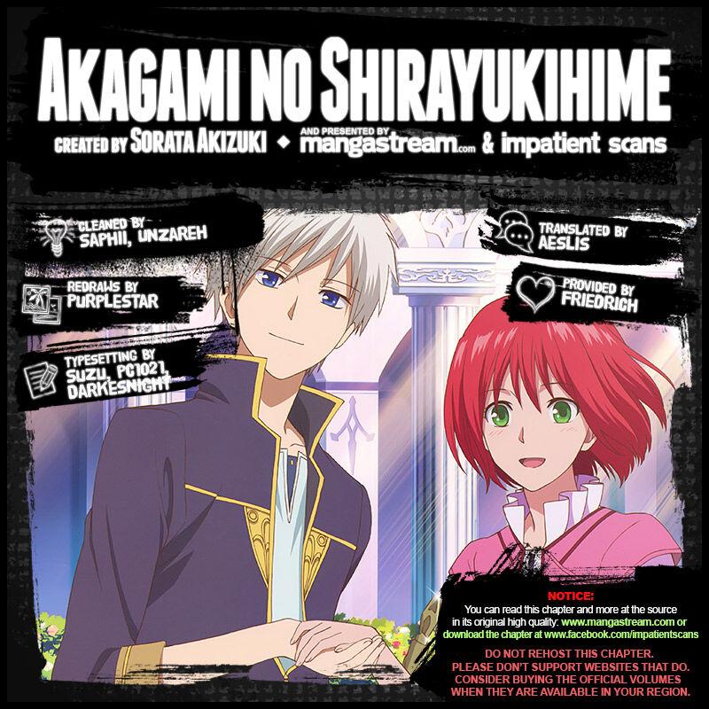 Akagami no Shirayukihime 107 Page 2