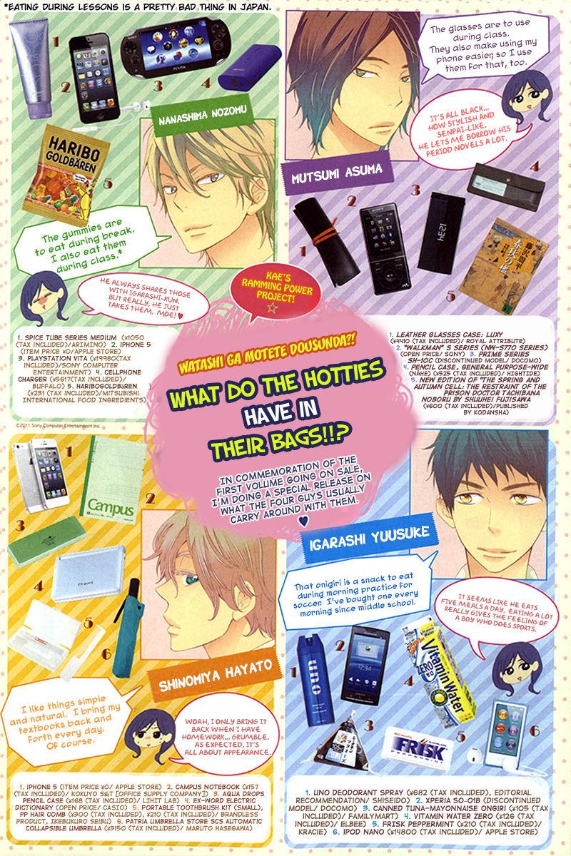 Watashi ga Motete Dousunda 5 Page 2