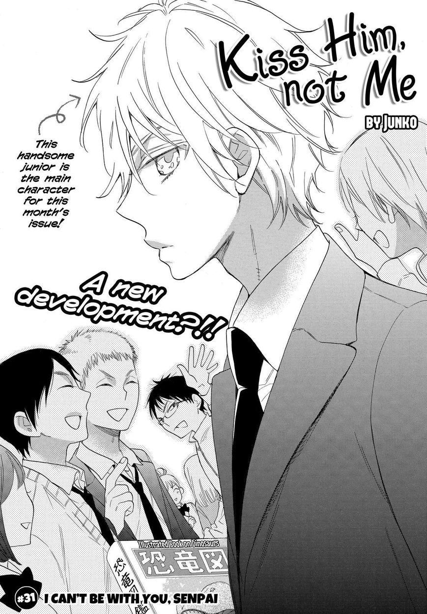 Watashi ga Motete Dousunda 31 Page 1