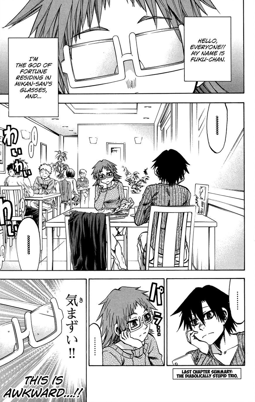 Jitsu wa Watashi wa 166 Page 1