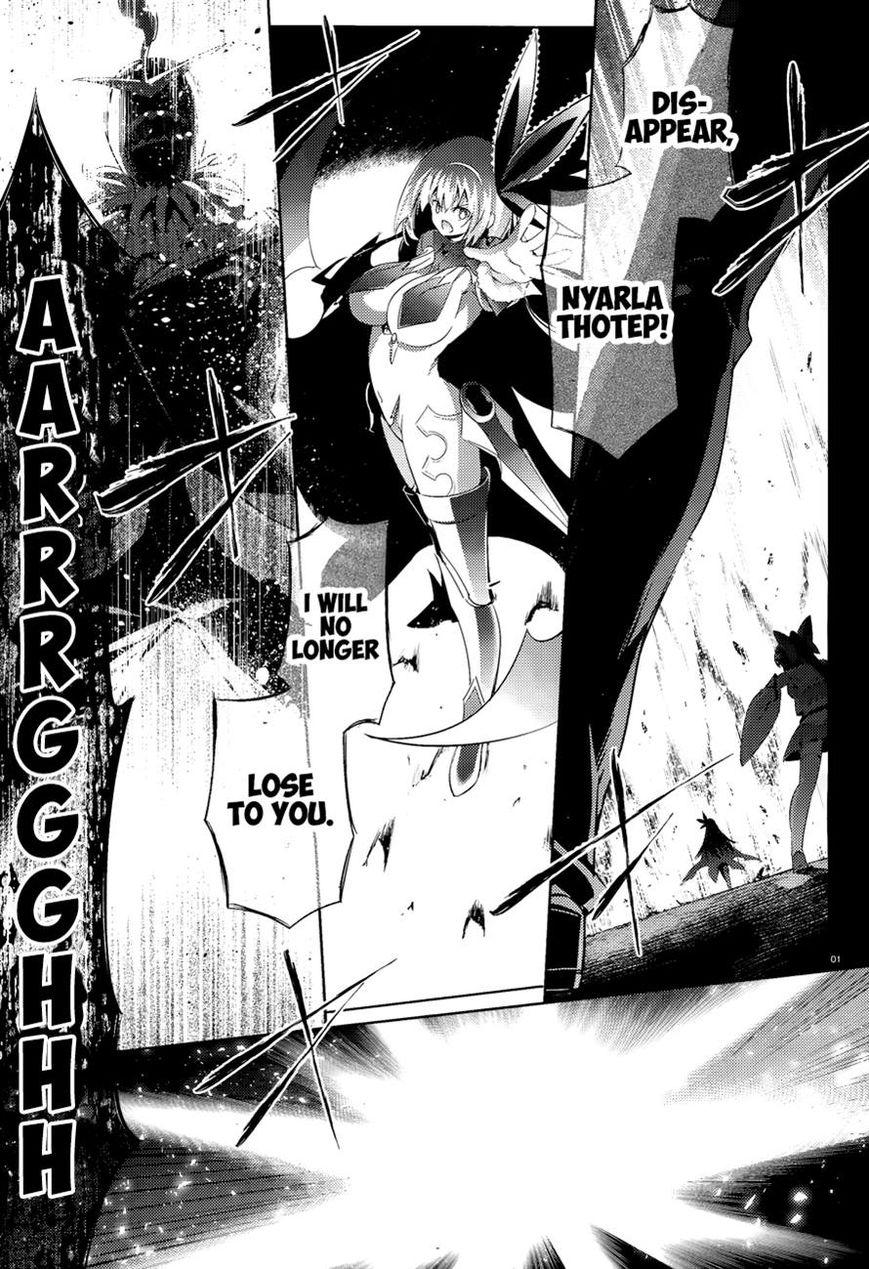 Magika no Kenshi to Shoukan Maou 38 Page 2